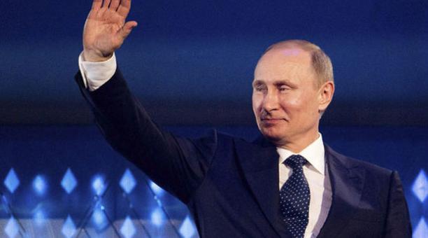 ARRASA VLADIMIR PUTIN EN ELECCIONES EN RUSIA,CON EL 75% DE SUFRAGIOS