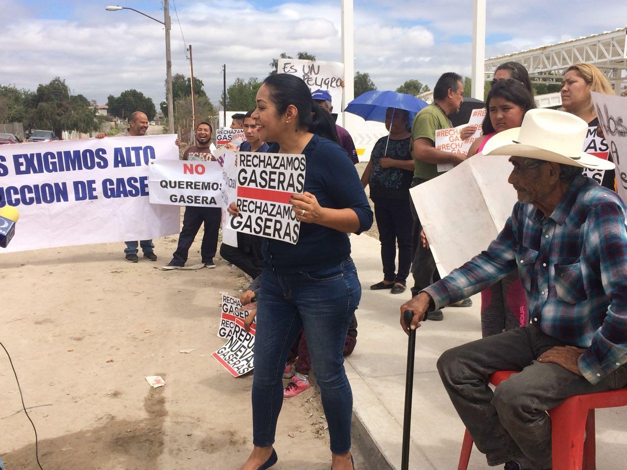"""""""BOMBA DE TIEMPO"""" EN EX EJIDO FRANCISCO VILLA.Instalan Otra Distribuidora de Gas"""