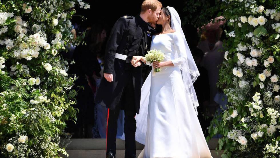 BODA REAL EN INGLATERRA.Enrique y Meghan modernizan la monarquía con una boda rompedora.