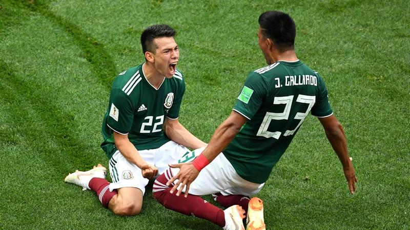 MEXICO HACE HISTORIA, GANA A ALEMANIA 1-0