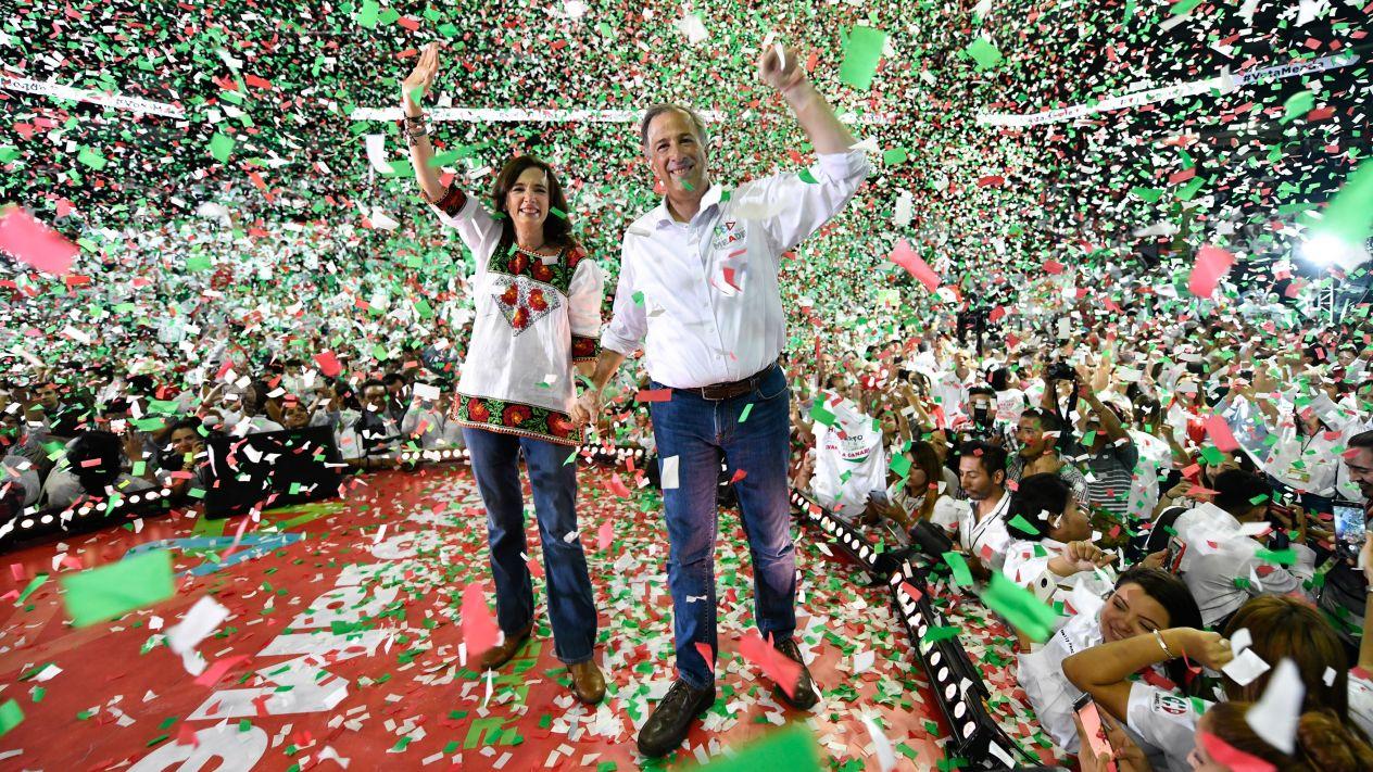 CIERRA CAMPAÑA JOSE ANTONIO MEADE EN SALTILLO,COAHUILA