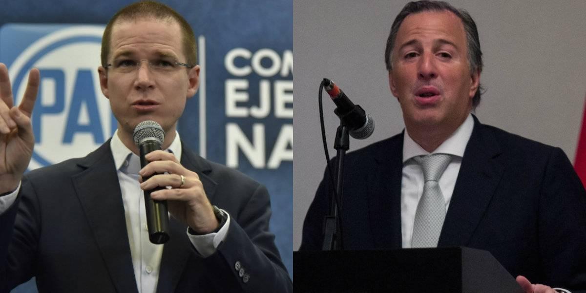 JOSÉ ANTONIO MEADE Y RICARDO ANAYA  RECONOCEN TRIUNFO DE ANDRES MANUEL LÓPEZ OBRADOR