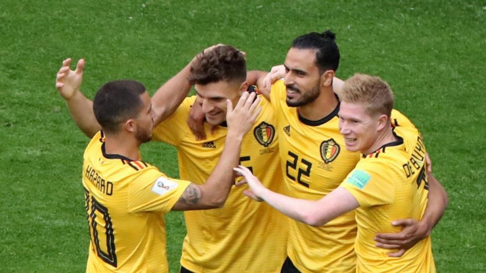 PARA  BELGICA TERCER LUGAR EN EL MUNDIAL,RUSIA 2018.Ganó a Inglaterra 2-0
