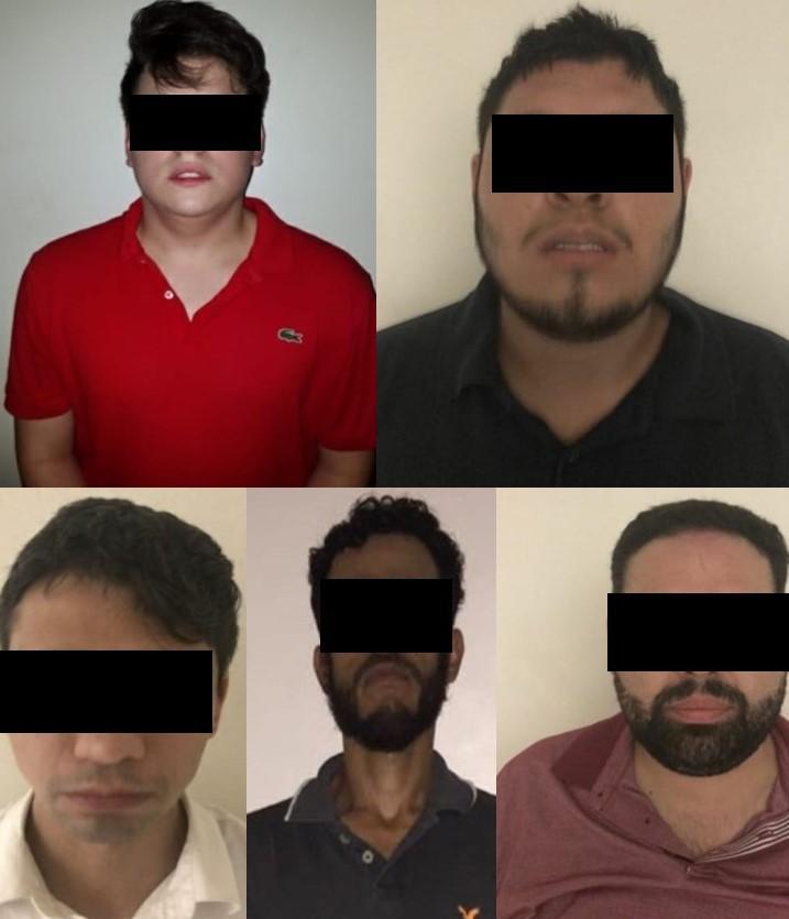 LIBERA PGJE A COMERCIANTE SECUESTRADO.DETIENE A CINCO SUJETOS