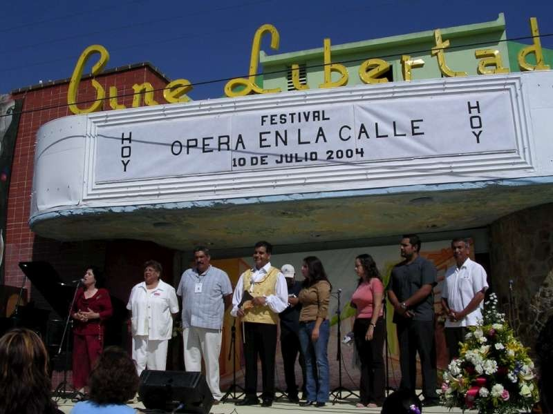 """CUÁNDO Y CÓMO NACIÓ """"OPERA EN LA CALLE"""" EN TIJUANA"""