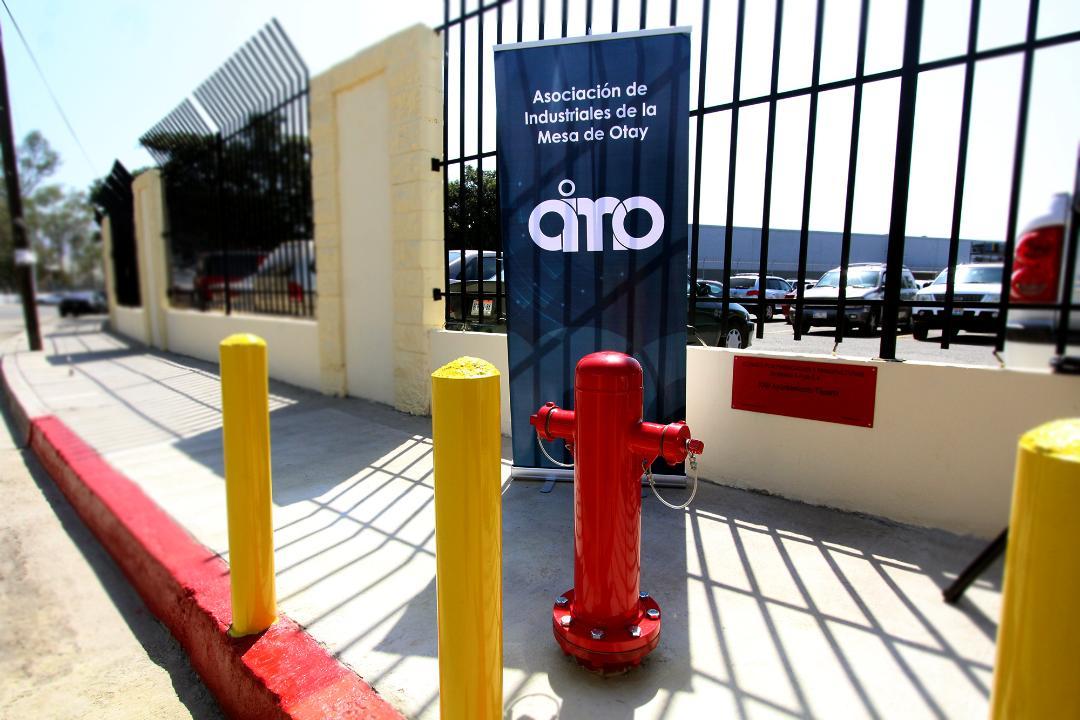 DE 30 HIDRANTES INSTALADOS  EN ZONA INDUSTRIAL DE OTAY, SÓLO FUNCIONAN CUATRO