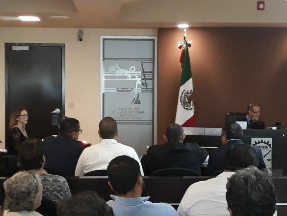 "POSPONEN AUDIENCIA CONTRA LÍDER DE ""MEXICALI RESISTE"".VIDEO"