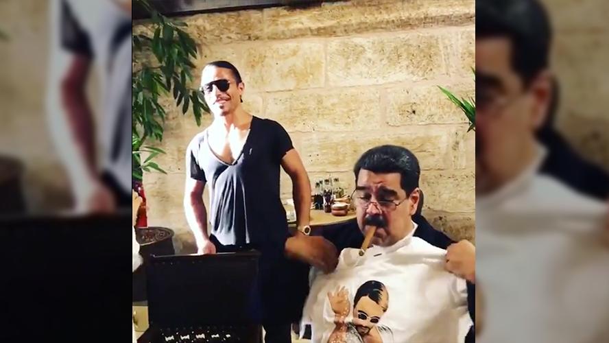 Maduro cena en lujoso restaurante en Estambul en medio de hiperinflación venezolana