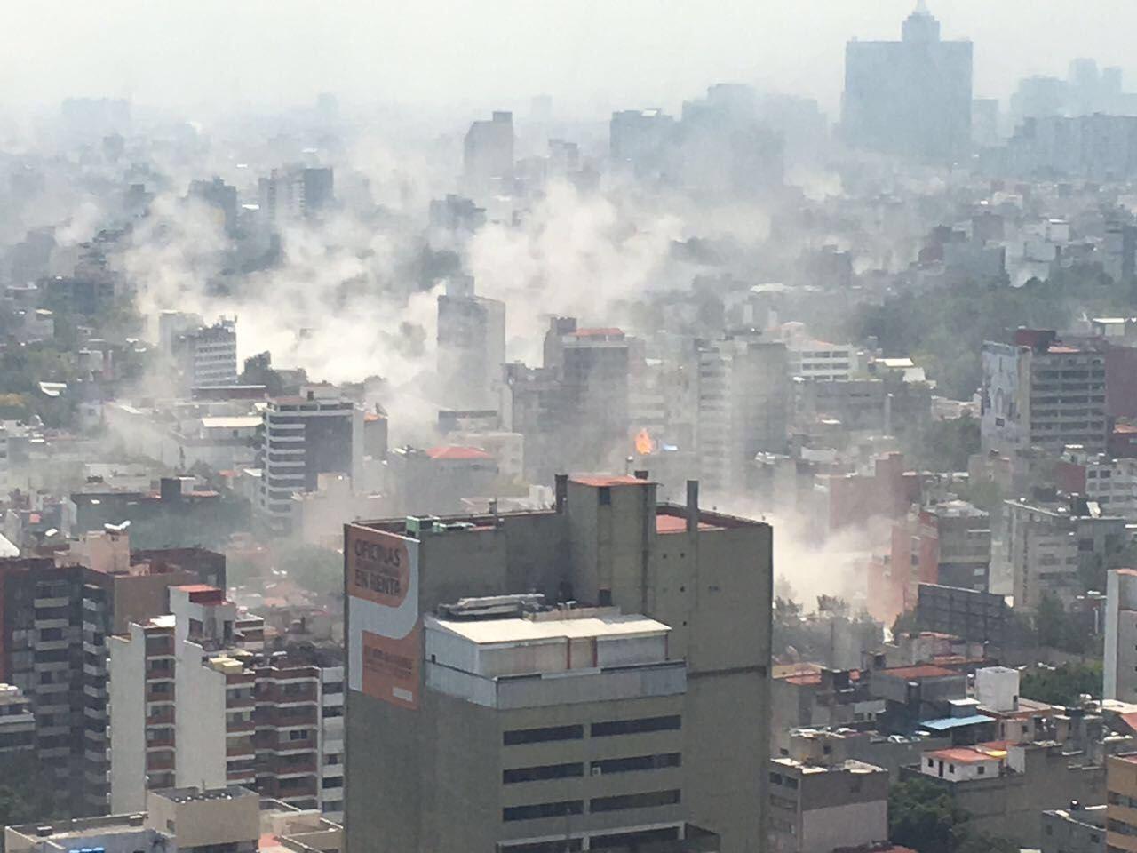 7 de cada 10 , con daño emocional tras sismo del 19 de septiembre 2018 en la Ciudad de México