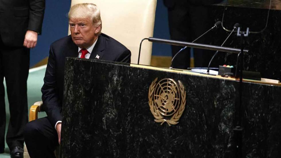 ESTADOS UNIDOS PODRÍA INTERVENIR MILITARMENTE EN VENEZUELA,Trump deja abierta esta posibilidad