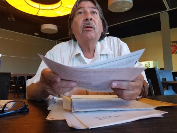 EX DIRECTOR DEL CECYTE EN EXILIO.Pese a que un juez lo exoneró