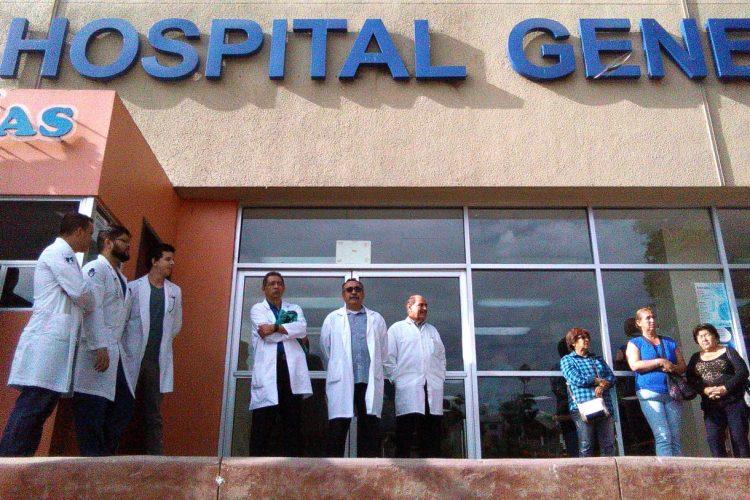 QUÉ HACE FALTA EN EL HOSPITAL GENERAL?