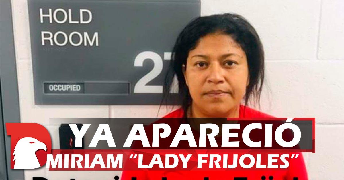 """DETIENEN EN ESTADOS UNIDOS A """"LADY FRIJOLES"""".La hondureña que desprecio frijoles a los mexicanos"""