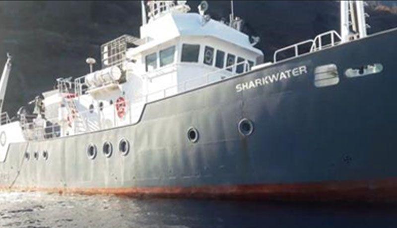 ASEGURA PROFEPA BARCO DE SHARK WATER EN ISLA DE GUADALUPE.Ofrecía Servicios turísticos sin permiso