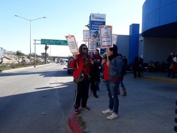 TOMAN OFICINAS DE RECAUDACIÓN DE RENTAS EN PLAZA MONARCA, EN TIJUANA