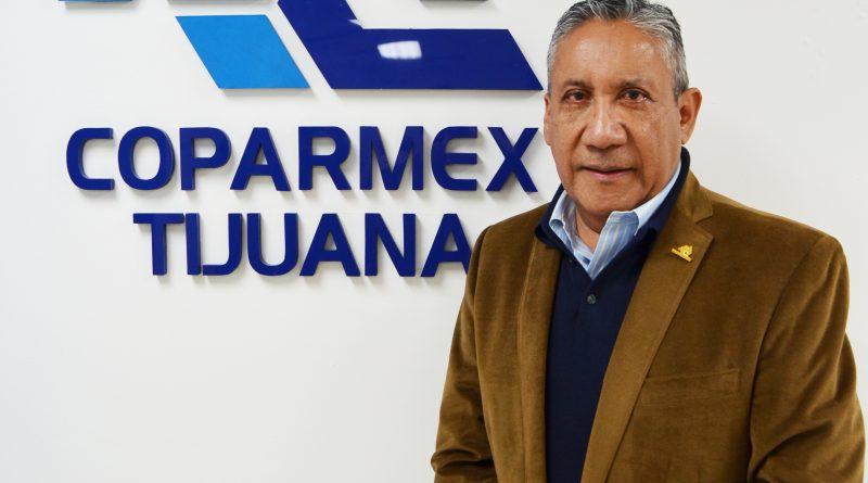 ROBERTO ROSAS JIMÉNEZ, NUEVO PRESIDENTE DE COPARMEX TIJUANA