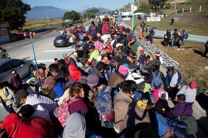 Migrantes, refugiados: el relato de un éxodo