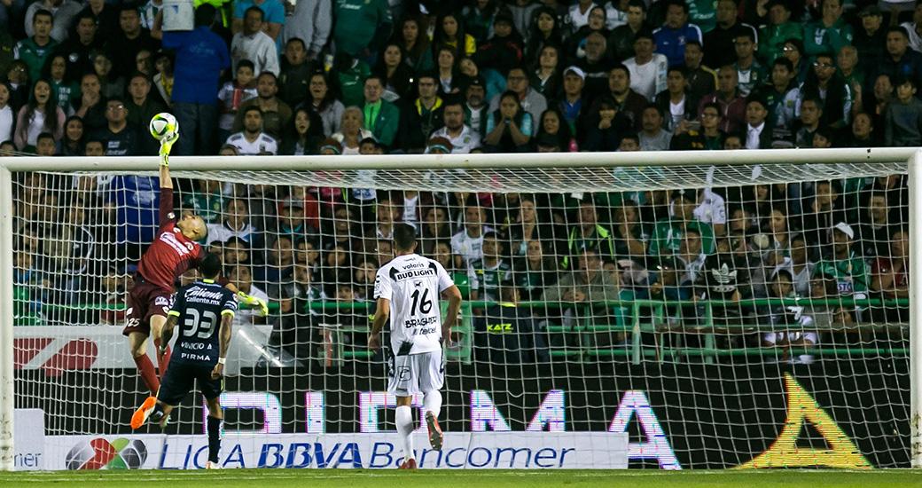 CLUB LEON 0 ,XOLOS TIJUANA 1, MARCADOR FINAL