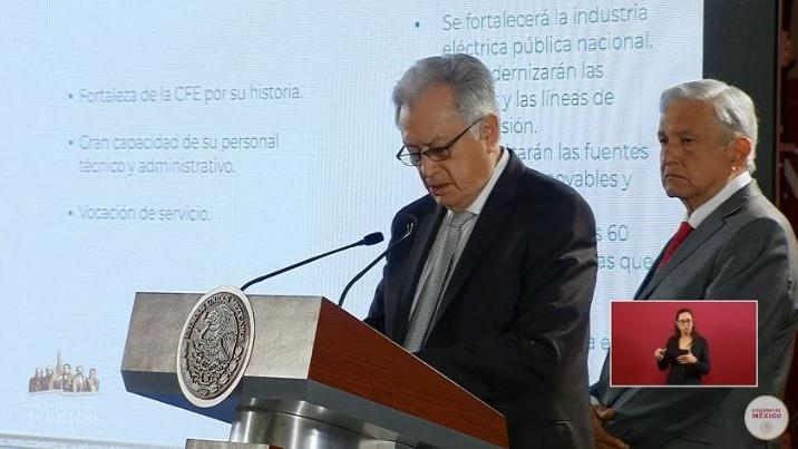 REVELAN NOMBRES DE EX FUNCIONARIOS  DE CFE QUE HICIERON NEGOCIOS  CON SECTOR ELÉCTRICO