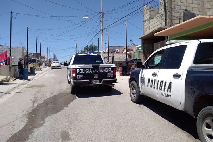 REPORTE DE ASESINATOS,VIERNES Y SÁBADO.Matan a dos en colonia Nueva Tijuana