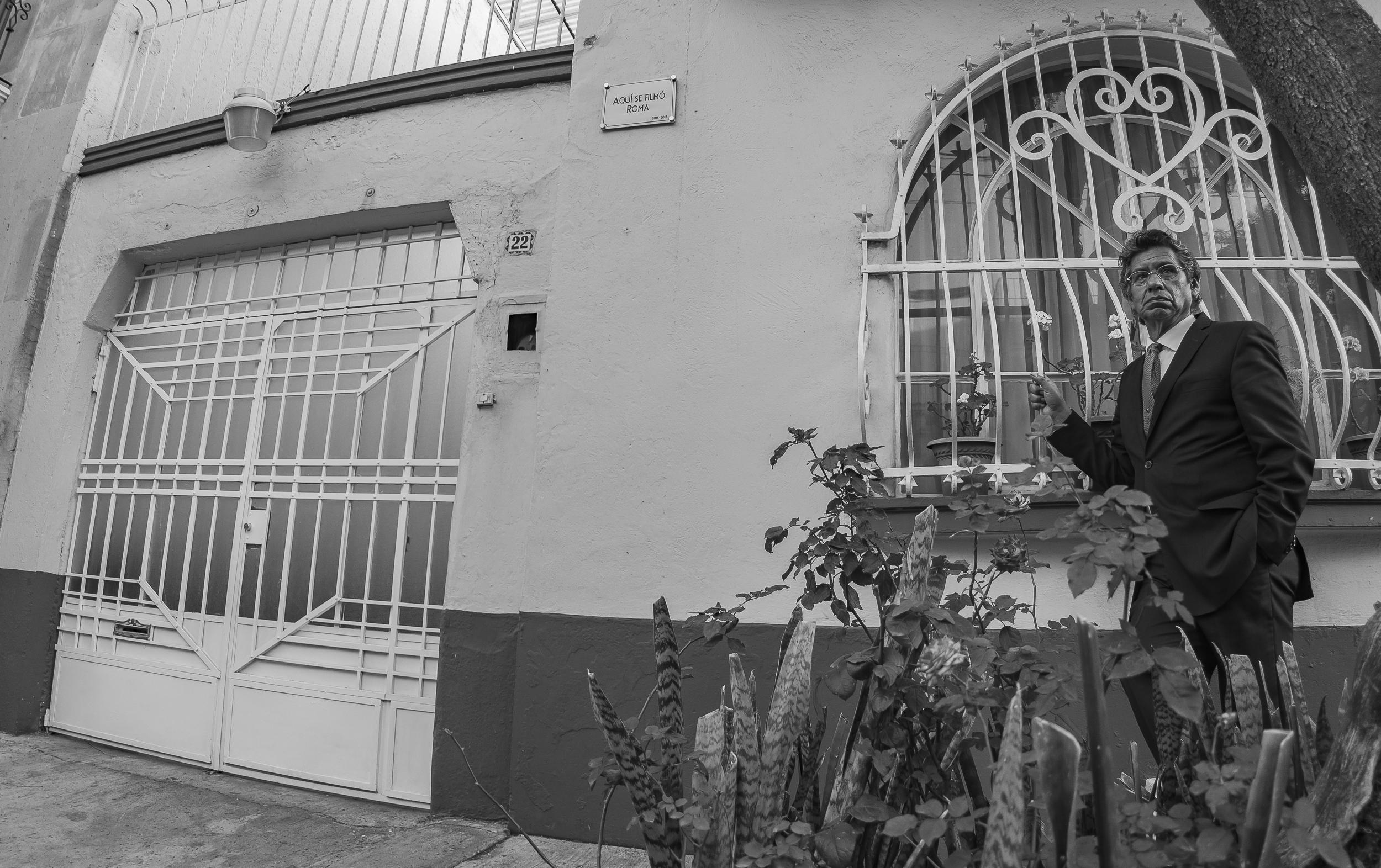 PELÍCULA ROMA FUE UN TRIUNFO CONSTRUIDO DESDE LA COLONIA DEL VALLE,EN CIUDAD DE MÉXICO