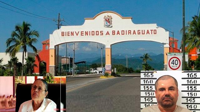 """Badiraguato, 'cuna' de """"el Chapo' Guzmán, ningún presidente de la República lo había visitado en 40 años"""