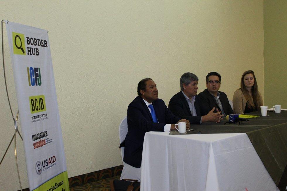 NACE PROGRAMA DE PERIODISMO DE INVESTIGACIÓN EN TIJUANA. Para combatir la corrupción
