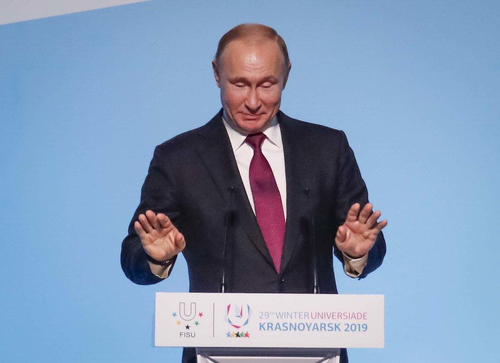 SUSPENDE  RUSIA TRATADO DE PROLIFERACION DE ARMAS NUCLEARES