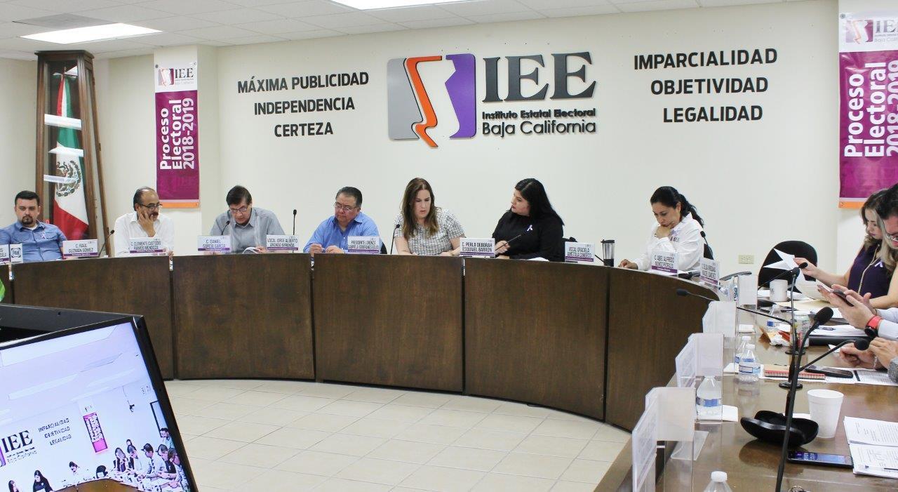 DAN FECHAS DE SOLICITUD PARA  REGISTRO DE CANDIDATURAS, ELECCIÓN DEL 02 DE JUNIO 2019