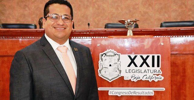 NUEVA MESA DIRECTIVA EN  CONGRESO ESTATAL, LA ENCABEZA EDGAR BENJAMÍN GÓMEZ  MACÍAS