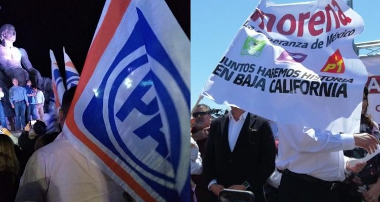 MÁS DE UN MILLÓN PESOS DIARIOS GASTARÁN PARTIDOS POLÍTICOS EN CAMPAÑA EN B.C.