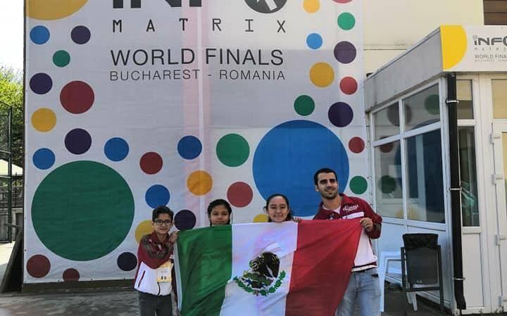 GANA EQUIPO DE ROBÓTICA DE MEXICALI, TERCER LUGAR EN CONCURSO MUNDIAL EN RUMANÍA