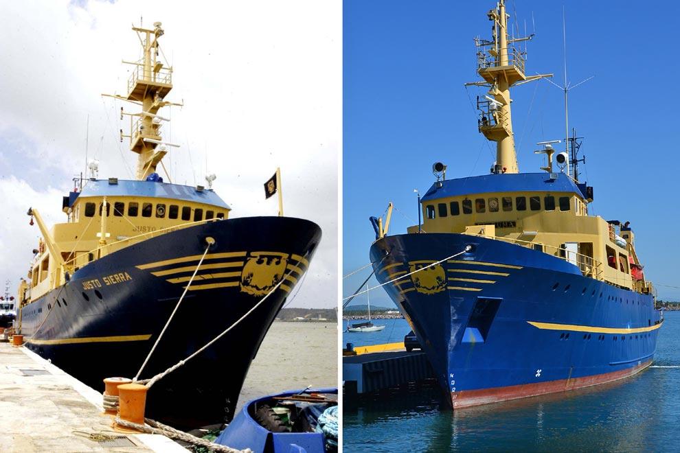 INVESTIGACIÓN A FONDO EN ALTAMAR.Los buques oceanográficos de la UNAM
