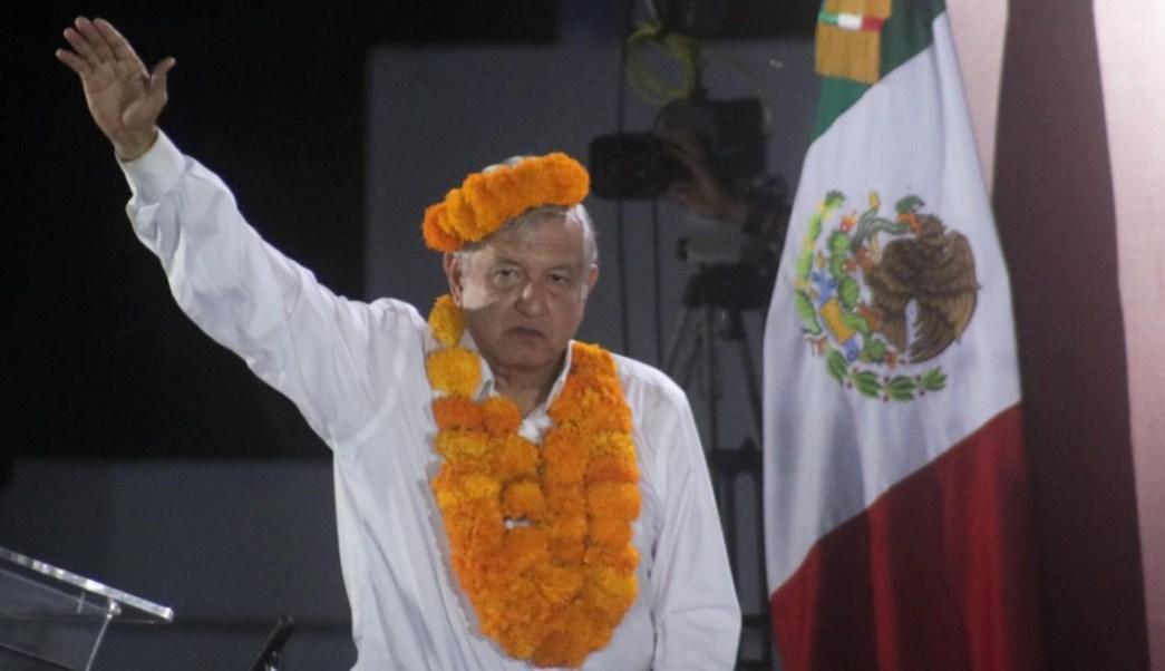 4 GRÁFICAS QUE MIDEN EL PRIMER AÑO DE AMLO. Como presidente