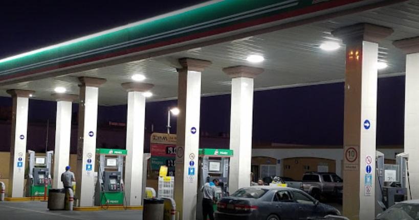 CATEAN GASOLINERA DIMA EN MEXICALI.Vendía litros incompletos de gasolina