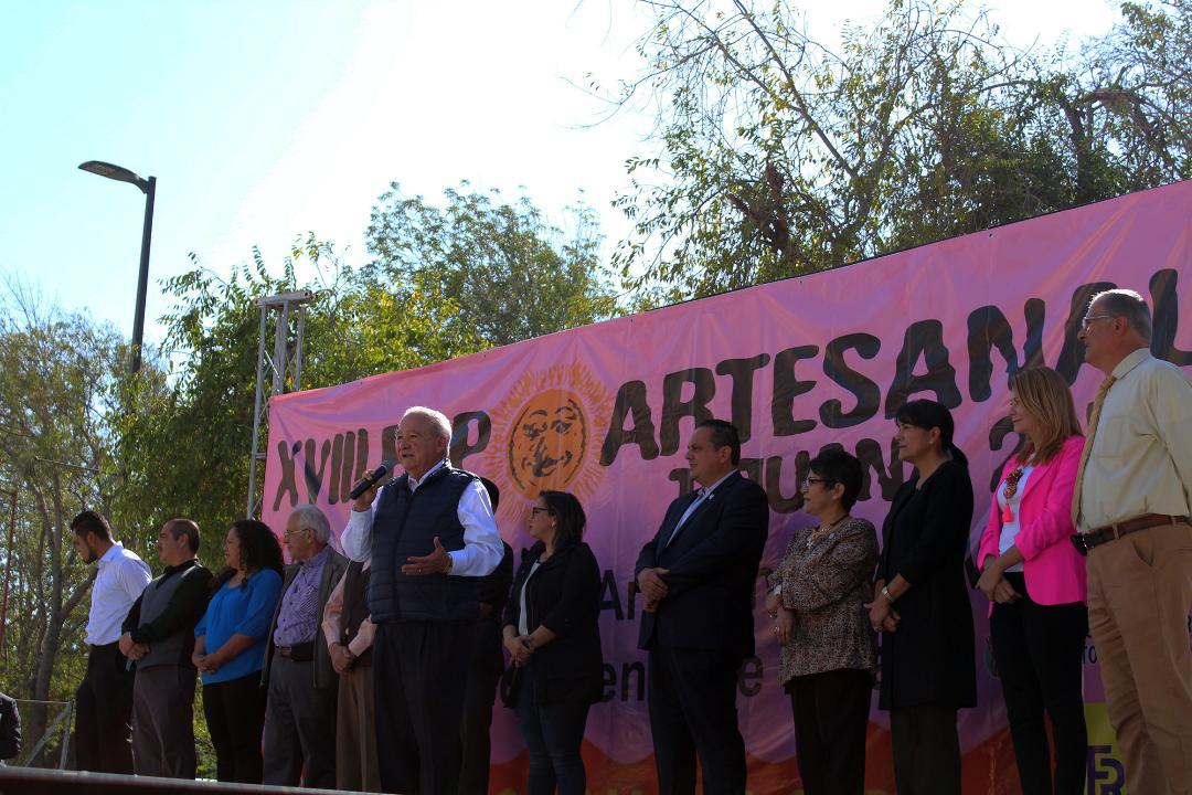 INAUGURAN EXPO ARTESANAL TIJUANA 2019 EN EL CECUT