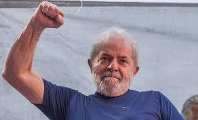 JUEZ ACEPTÓ LA LIBERACIÓN DE EX PRESIDENTE DE BRASIL, LULA DA SILVA