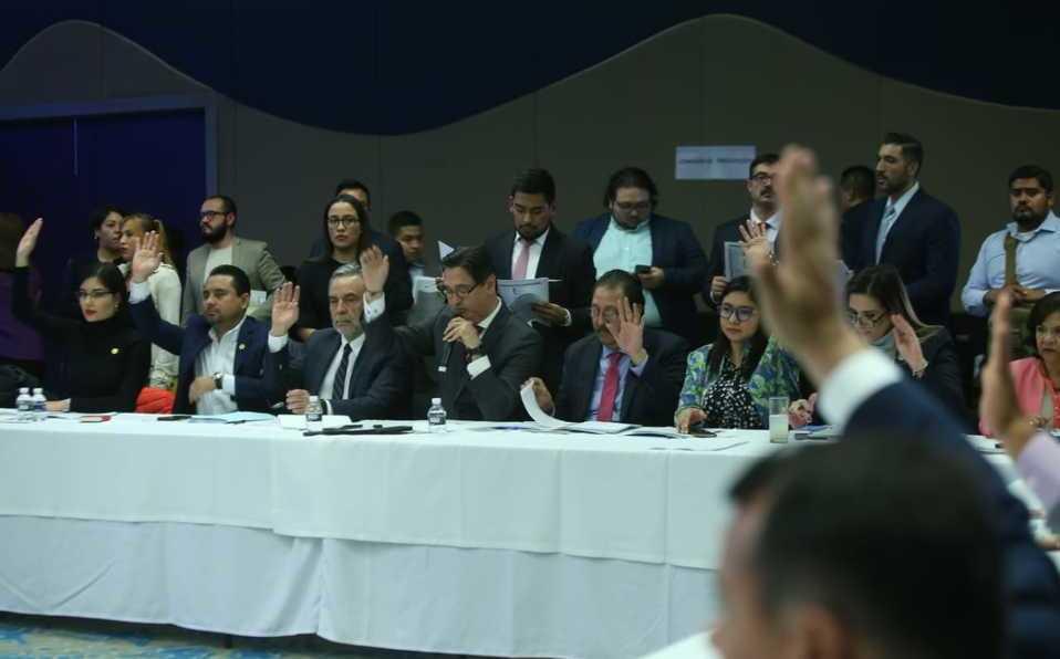 APRUEBA CONGRESO PRESUPUESTO 2020  DE SEIS BILLONES 107 MIL 732 MILLONES