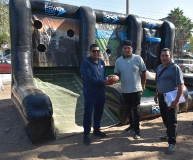 Solicitande unidades deportivas de Colonia Reforma integrarse a comités vecinales