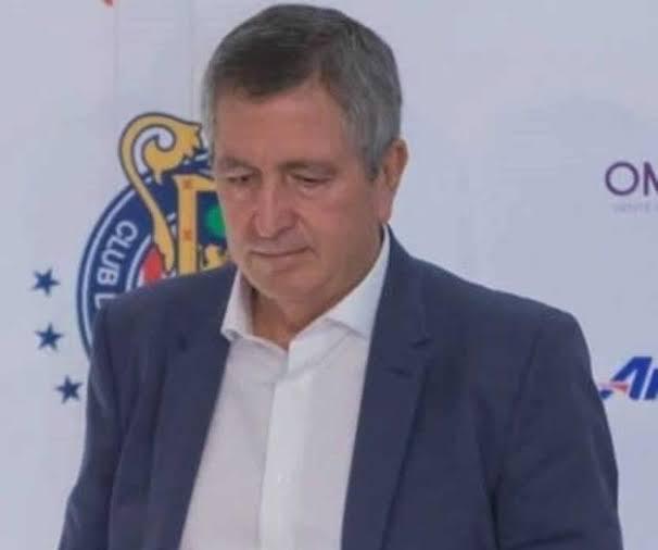 MUERE EL PROPIETARIO DE CHIVAS DEL GUADALAJARA,JORGE  VERGARA