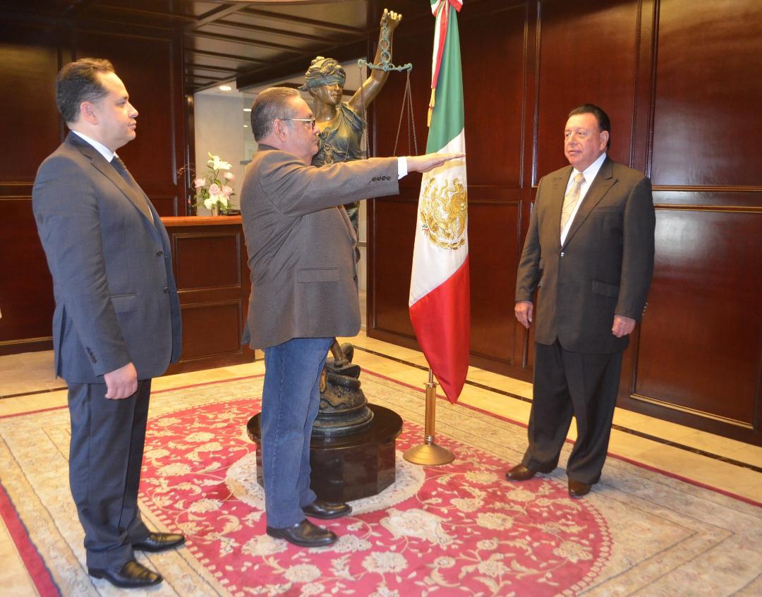 ENRIQUE MÉNDEZ, DIRECTOR DE COMUNICIÓN SOCIAL DE FISCALÍA ESTATAL