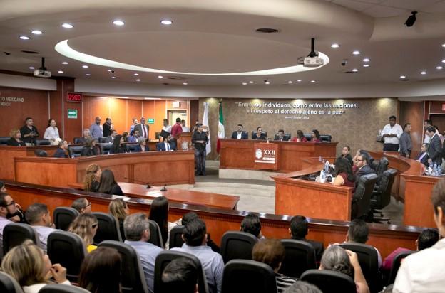 REFORMA CONGRESO Artículo 27,Ley de Régimen Municipal y Art. 14 de Participación Ciudadana,
