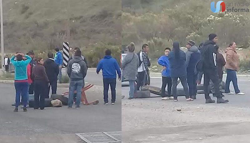 PROTESTAN VECINOS,POR PÉSIMO SERVICIO DE TRANSPORTE DE ALTISA.En Villas del Campo