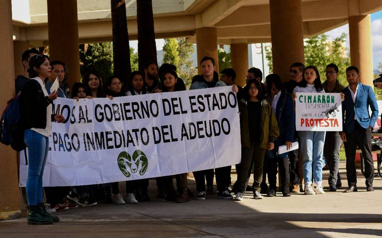 ESTUDIANTES DE UABC SE OPONEN A AUMENTO DE CUOTA DE INSCRIPCIÓN