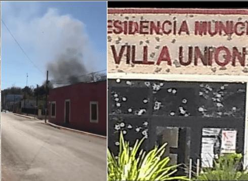 MATAZÓN EN VILLA UNIÓN ,COAHUILA,MÉXICO.21 muertos y seis heridos