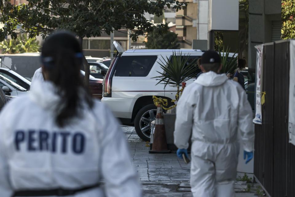 HECHOS VIOLENTOS EN TIJUANA,SÁBADO, DOMINGO Y LUNES