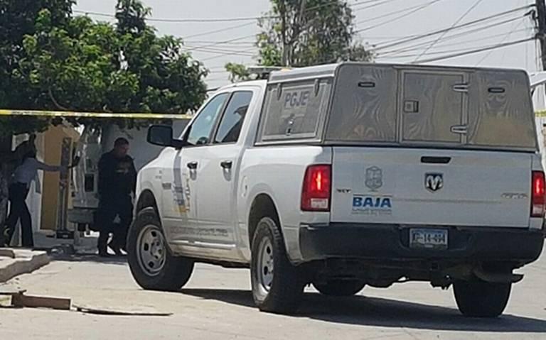 HECHOS VIOLENTOS EL MIÉRCOLES EN TIJUANA