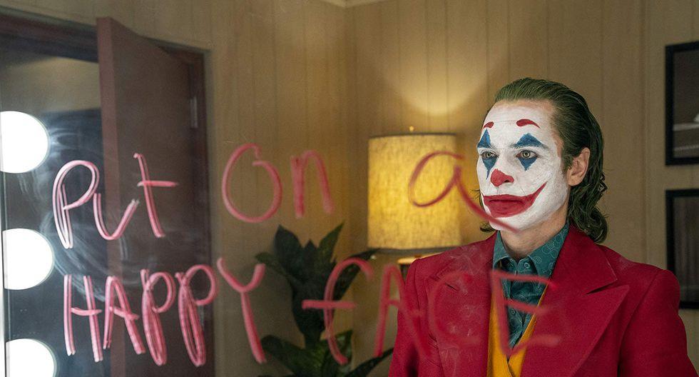 """PREMIADOS EN EL SÉPTIMO ARTE,GLOBOS DE ORO.Joaquin Phoenix, Mejor actor drama, por """"Joker"""""""