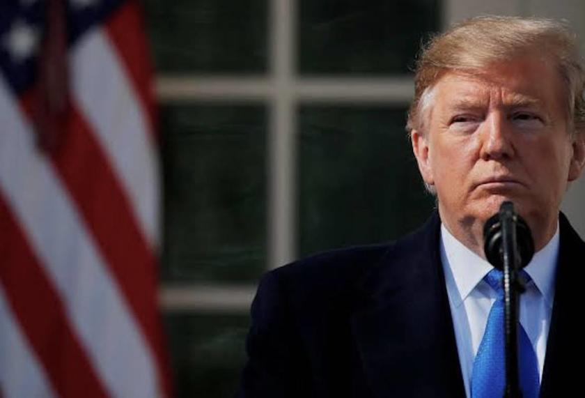 """""""Todo está bien, Tenemos el Ejército más Poderoso del Mundo"""", afirma Trump tras ataque de Irán"""