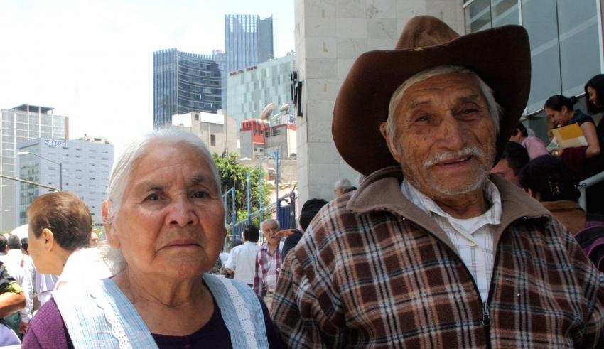 SERÁ DE DOS MIL 620 PESOS, PENSIÓN PARA ADULTOS MAYORES DE 68 AÑOS. Y discapcitados